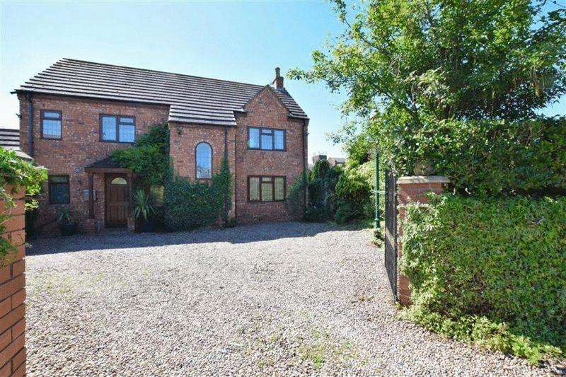 4 Bedrooms Detached House for sale in HIGH HOLME ROAD, LOUTH