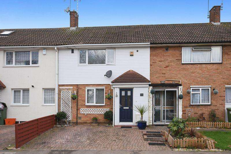 2 Bedrooms Terraced House for sale in Danbury Down, Basildon