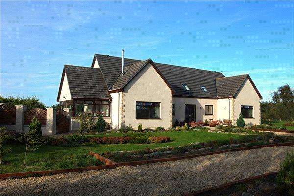 5 Bedrooms Detached House for sale in Caledonia, Windyridge, Lossiemouth, Moray, IV31
