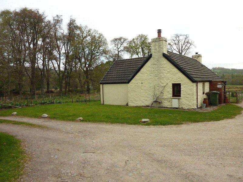 1 Bedroom Detached House for sale in Lochletter Farm Bothy - LOT 2, Balnain, Glenurquhart, Highland, IV63