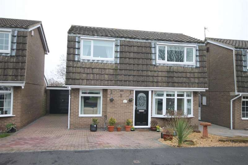 3 Bedrooms Detached House for sale in Millfields, Aycliffe Village