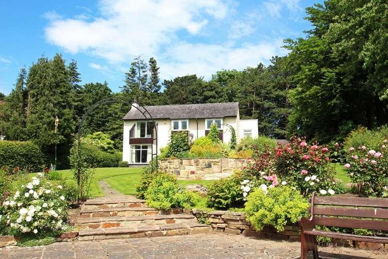 5 Bedrooms Detached House for sale in Newcastle Road, Corbridge NE45