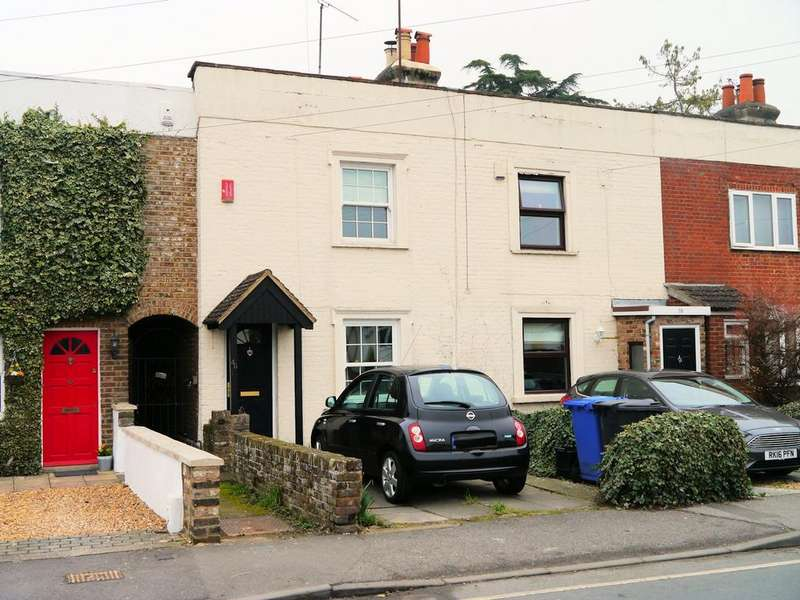 2 Bedrooms Terraced House for sale in Clewer Hill Road, Windsor SL4