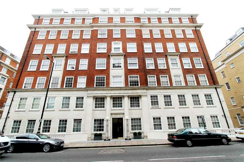 3 Bedrooms Flat for sale in Bryanston Court, George Street, London