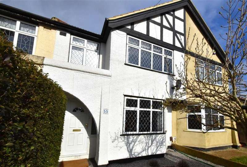 3 Bedrooms Terraced House for sale in Green Way, Bromley, Kent
