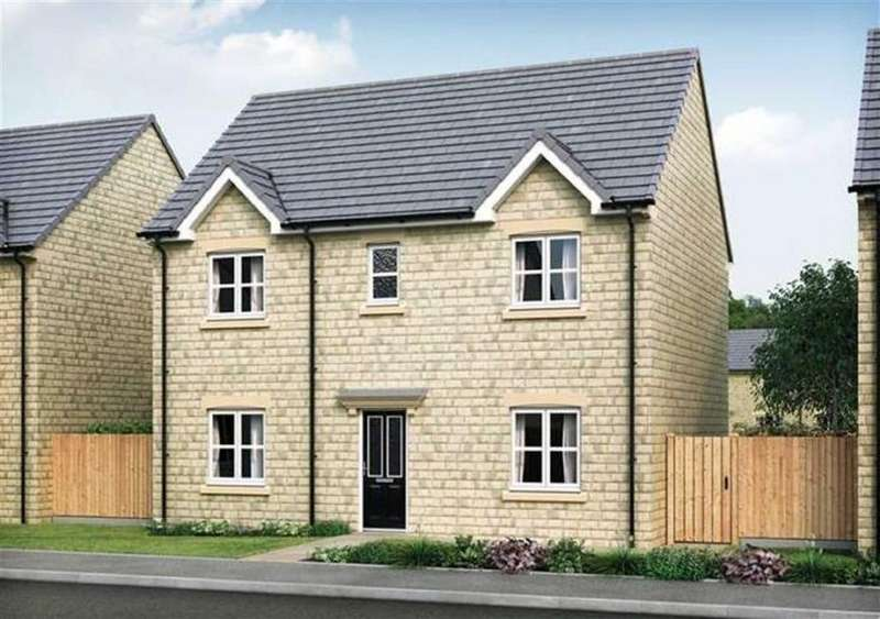 4 Bedrooms Detached House for sale in The Buchan, Lindley, Huddersfield, HD3