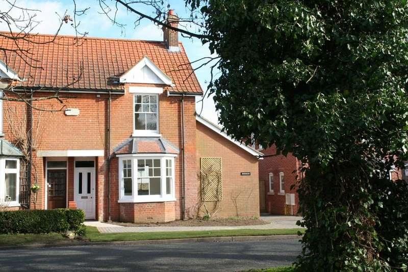 3 Bedrooms Semi Detached House for sale in Bredfield Road, Woodbridge