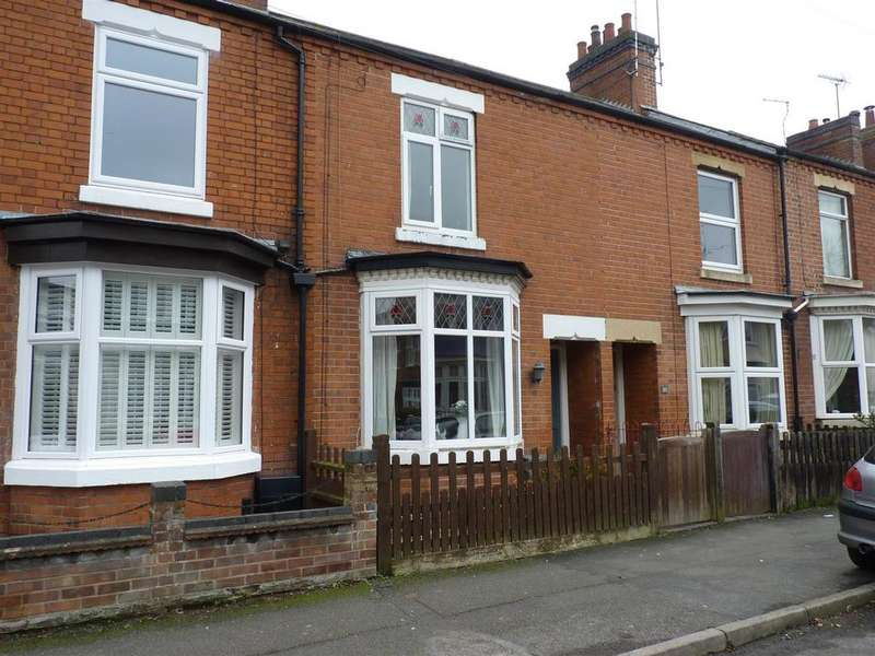 3 Bedrooms Terraced House for sale in Newcombe Street, Market Harborough