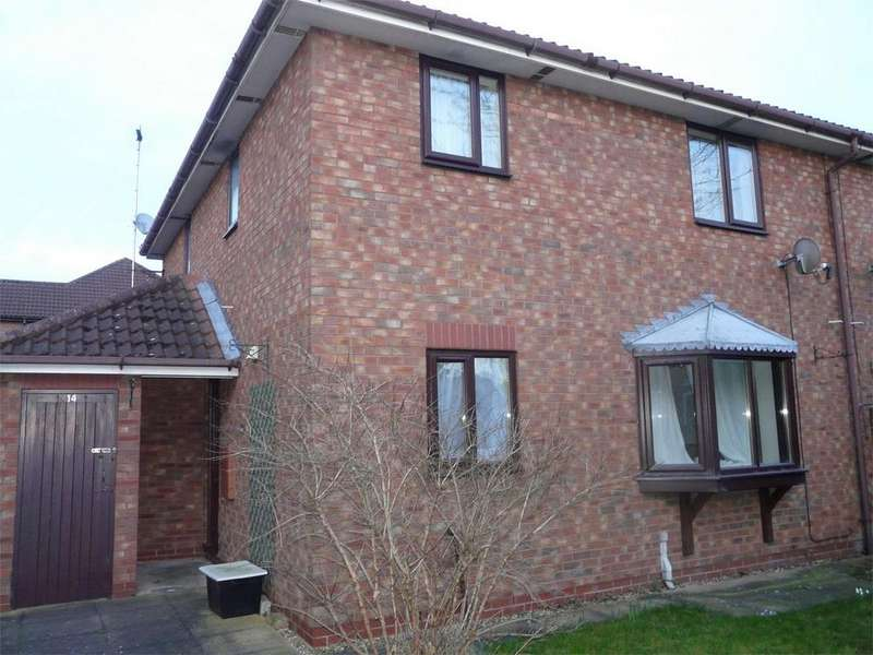 2 Bedrooms Semi Detached House for sale in The Lilacs, Pocklington, York