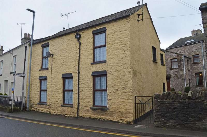 3 Bedrooms Semi Detached House for sale in 12 North Road, Kirkby Stephen, Cumbria