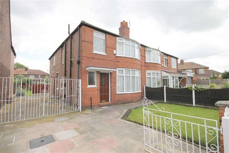 4 Bedrooms Semi Detached House for rent in Brookleigh Road, Withington, Manchester