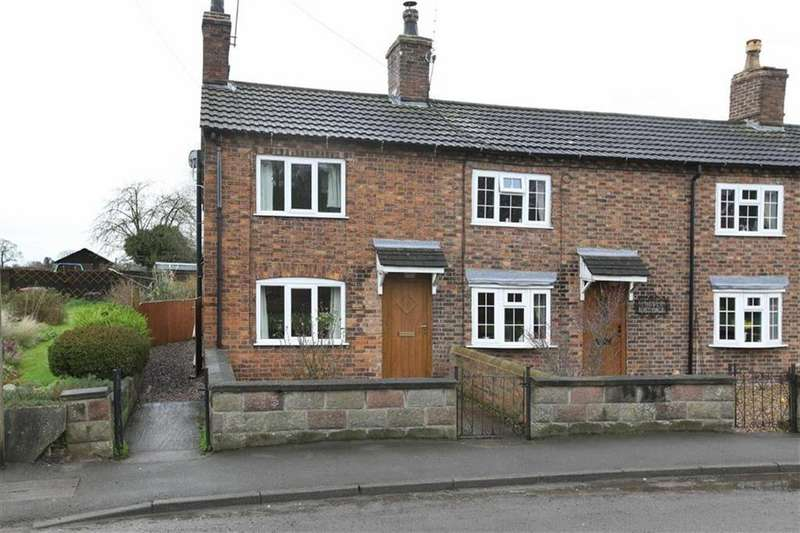 2 Bedrooms Cottage House for sale in Wrenbury Road, Nantwich, Cheshire