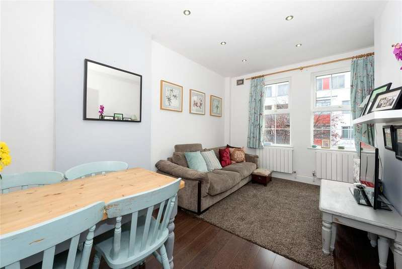 2 Bedrooms Flat for sale in Horn Lane, Acton, London