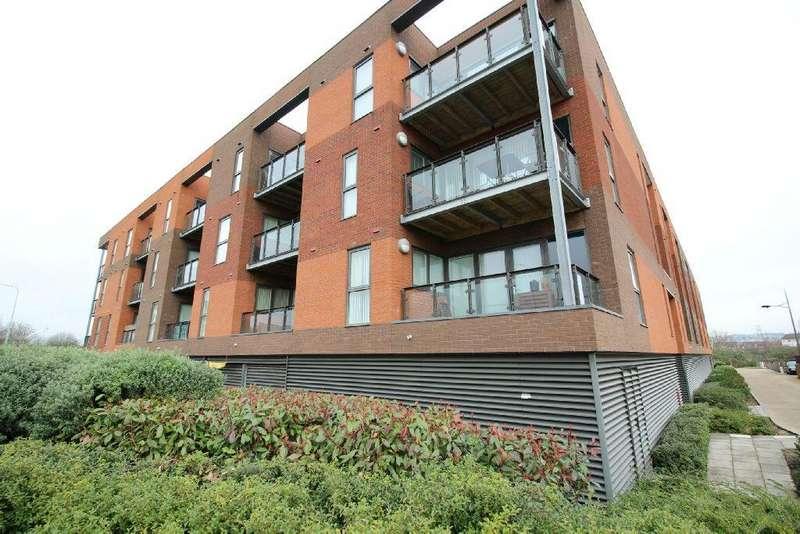 1 Bedroom Flat for sale in Selskar Court, Usk Way, Newport