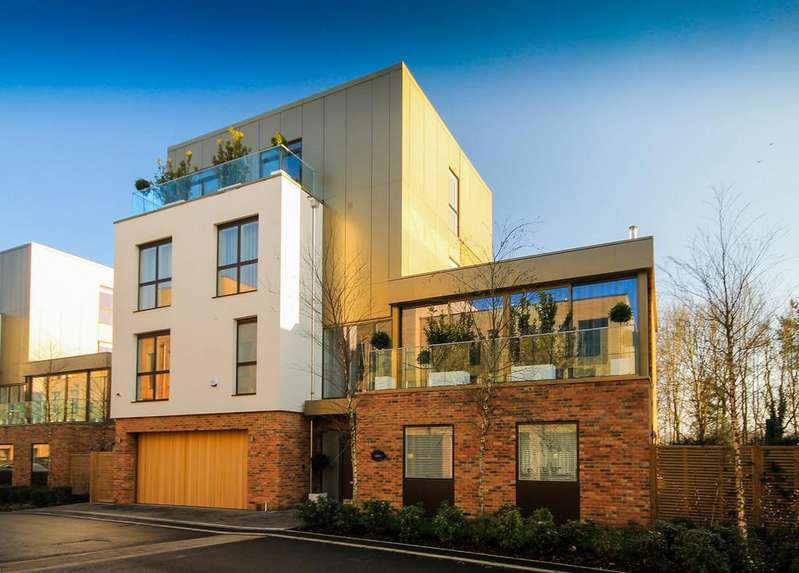 5 Bedrooms Detached House for sale in Plantation Avenue, Cambridge