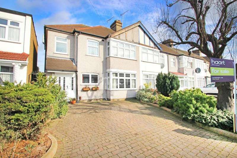 4 Bedrooms Terraced House for sale in Baron Gardens, Ilford