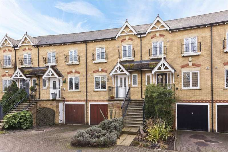 4 Bedrooms Terraced House for sale in Lynwood Road, Thames Ditton, Surrey, KT7
