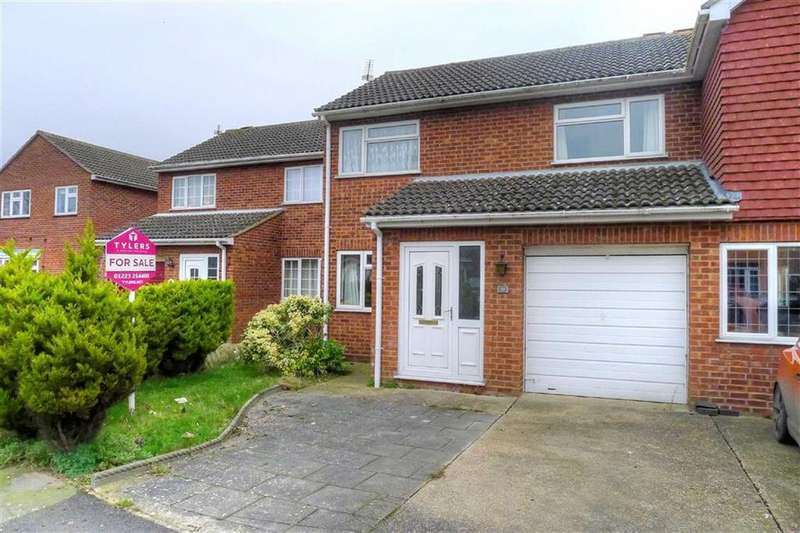 3 Bedrooms Semi Detached House for sale in Greenfields, Earith, Huntingdon, Cambridgeshire