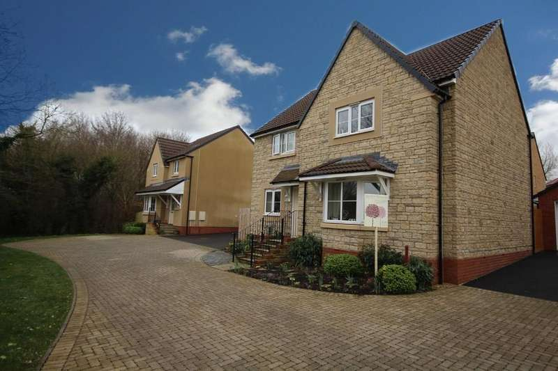 4 Bedrooms Detached House for sale in Summerleaze, Bishop Sutton