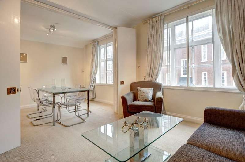 1 Bedroom Flat for sale in Hertford Street, London. W1J