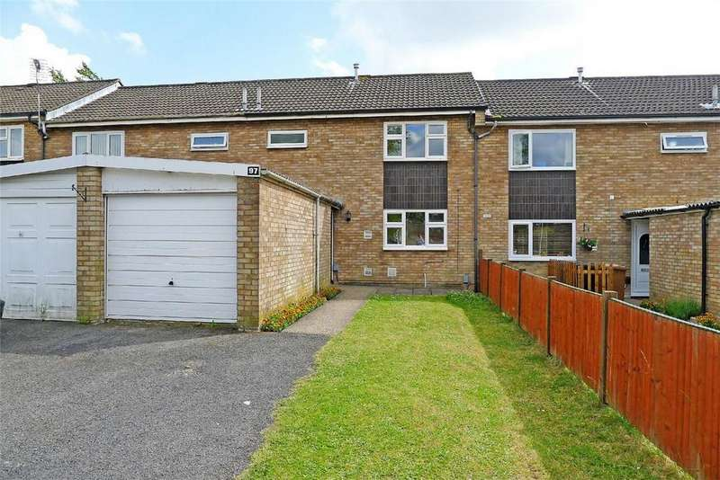 3 Bedrooms Terraced House for sale in Swanstand, LETCHWORTH, Hertfordshire