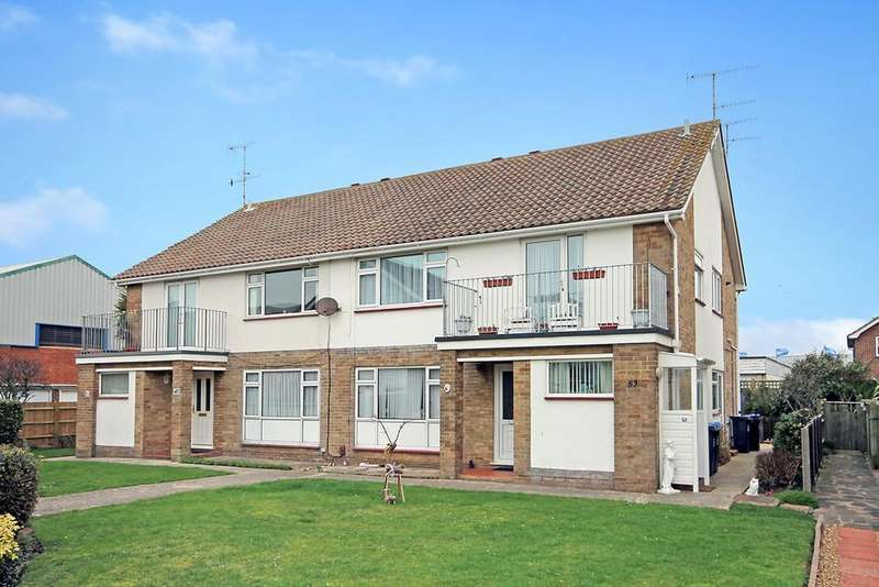 2 Bedrooms Apartment Flat for sale in Ophir Road, Worthing BN11 2SS