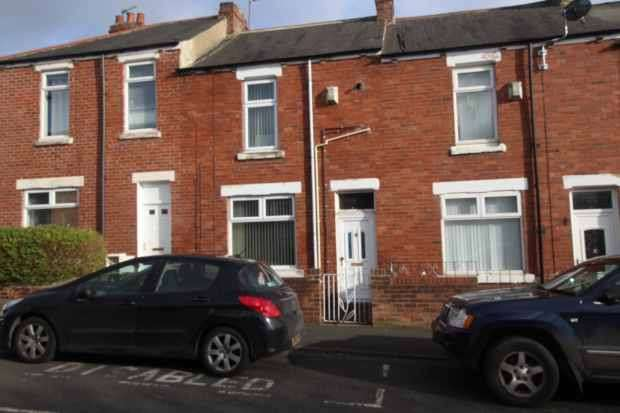 2 Bedrooms Terraced House for sale in Rokeby Street, Newcastle Upon Tyne, Tyne And Wear, NE15 8RR