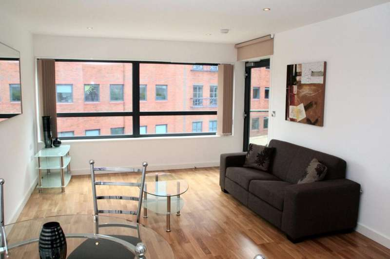 1 Bedroom Apartment Flat for sale in Millennium Point, 254 The Quays, Salford, M50