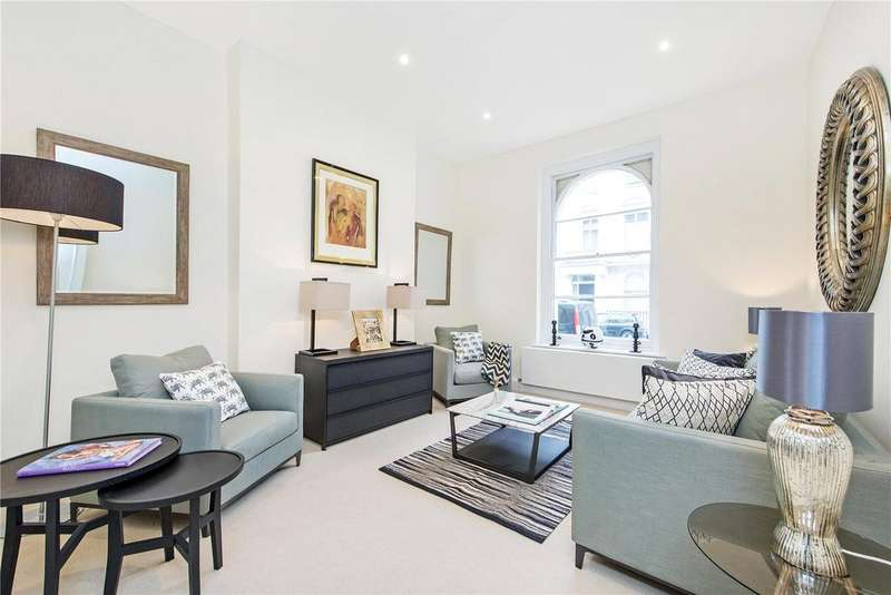1 Bedroom Flat for sale in Winchester Street, London, SW1V