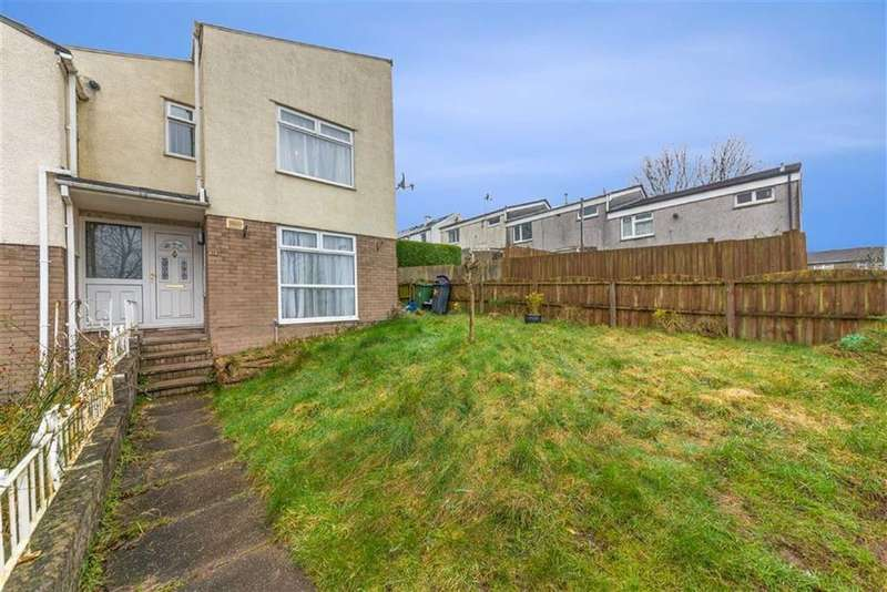 2 Bedrooms End Of Terrace House for sale in The Beeches, Old Cwmbran, Torfaen