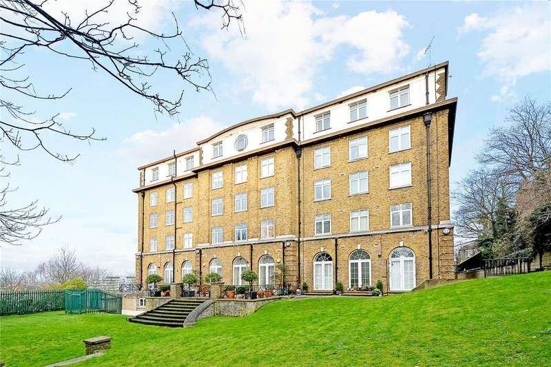 2 Bedrooms Flat for sale in Woodlands Heights, Vanbrugh Hill, London
