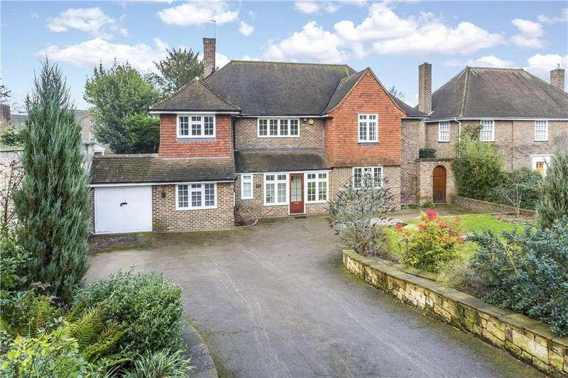 5 Bedrooms Detached House for sale in College Road, Dulwich, London, SE21