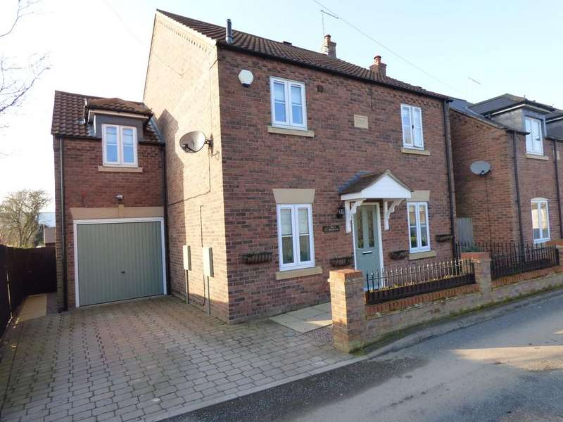 4 Bedrooms Detached House for sale in Riverbank, Spalding