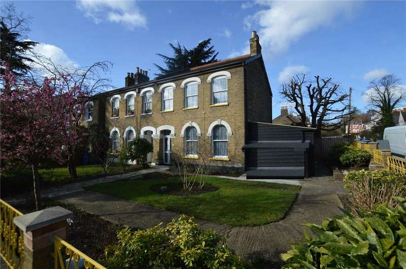 4 Bedrooms End Of Terrace House for sale in Underhill Road, East Dulwich, London, SE22