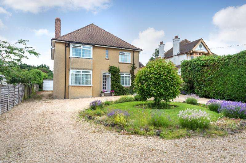4 Bedrooms Detached House for sale in Linden House, Headington, Oxford, Oxfordshire