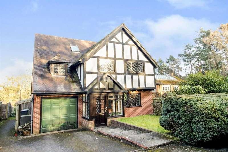 3 Bedrooms Detached House for sale in Hammer Lane, Grayshott