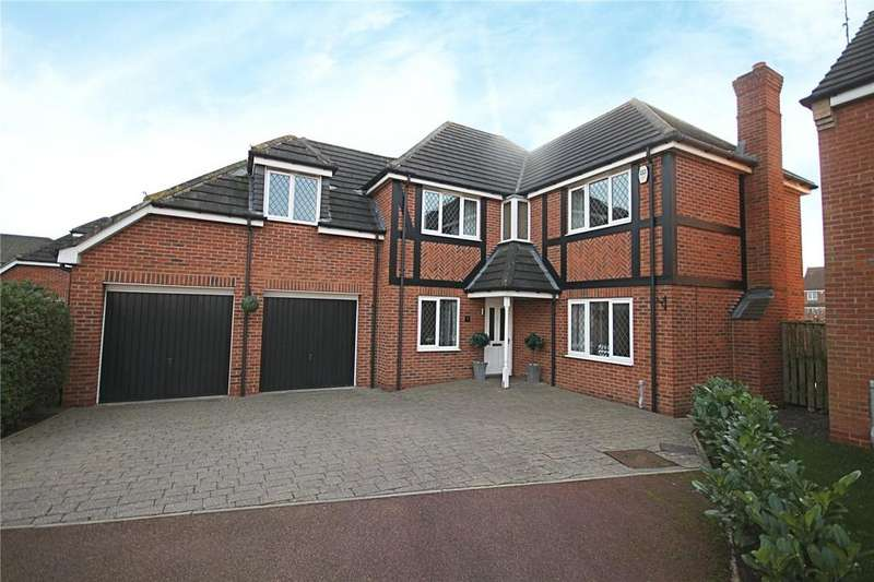 5 Bedrooms Detached House for sale in Chedworth Court, Ingleby Barwick