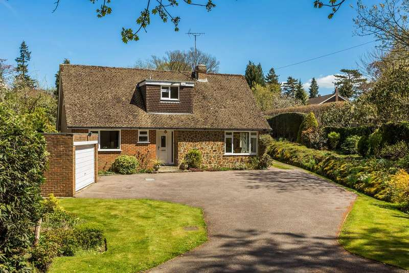4 Bedrooms Chalet House for sale in Haslemere