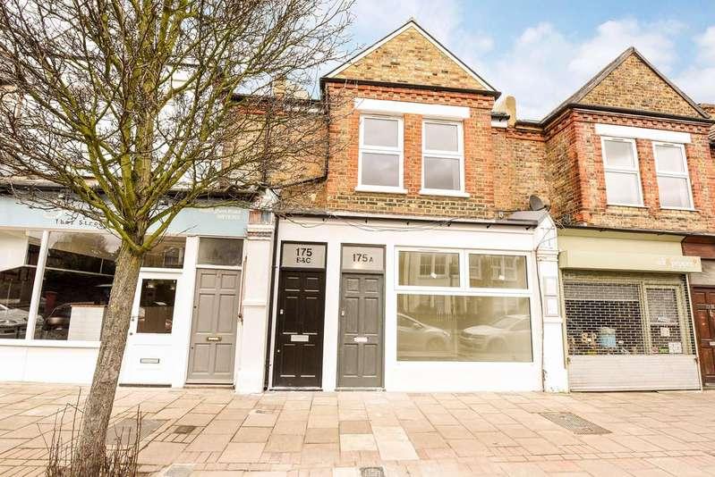 3 Bedrooms Flat for sale in Replingham Road, SW18