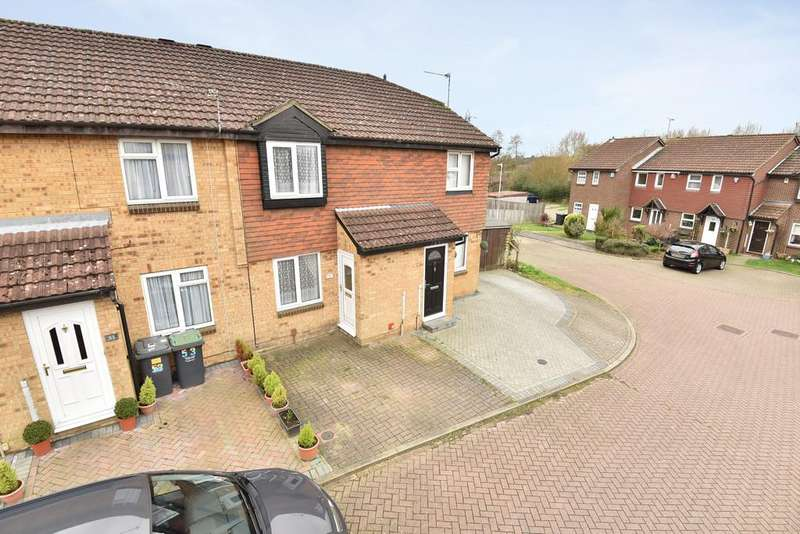 2 Bedrooms Terraced House for sale in Lucas Road, Snodland