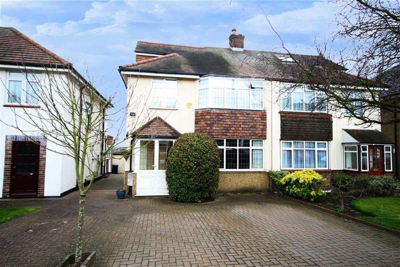 4 Bedrooms House for sale in Old Fold View, High Barnet, Hertfordshire