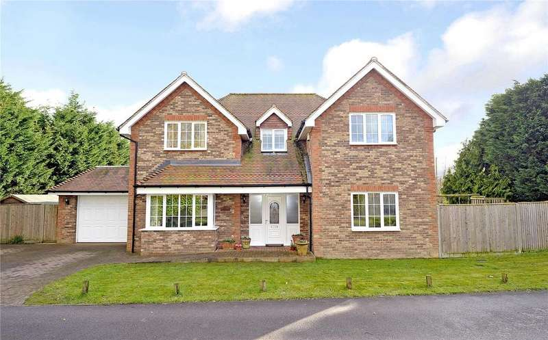 4 Bedrooms Detached House for sale in Loxmeadow Close, Ifold, Loxwood, Billingshurst