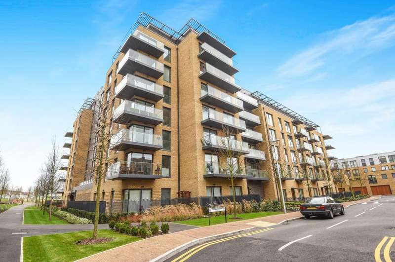 2 Bedrooms Flat for sale in Tizzard Grove Blackheath SE3
