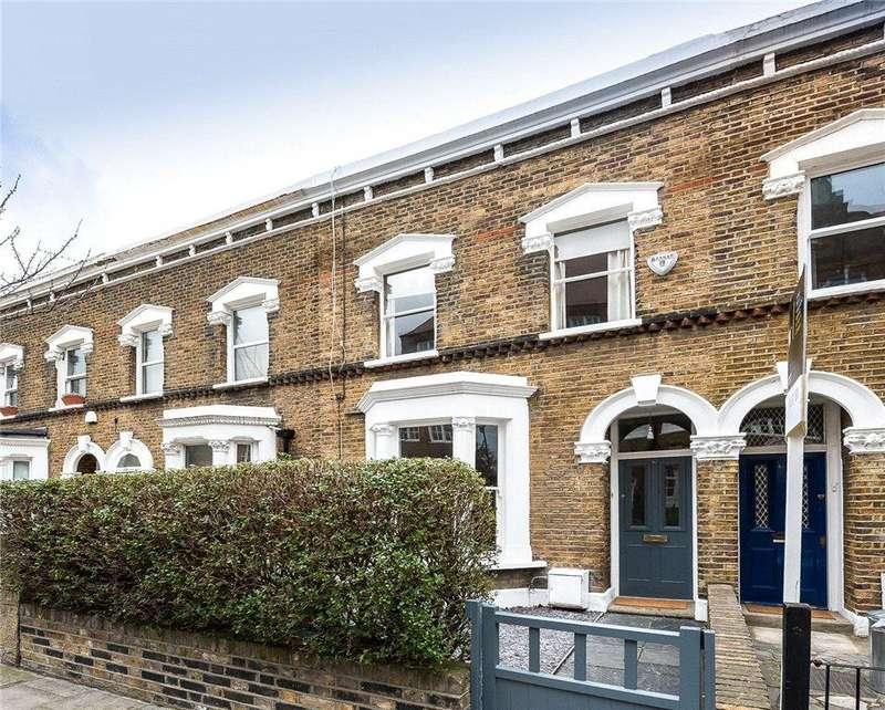 4 Bedrooms Terraced House for sale in Gillespie Road, Highbury, London, N5