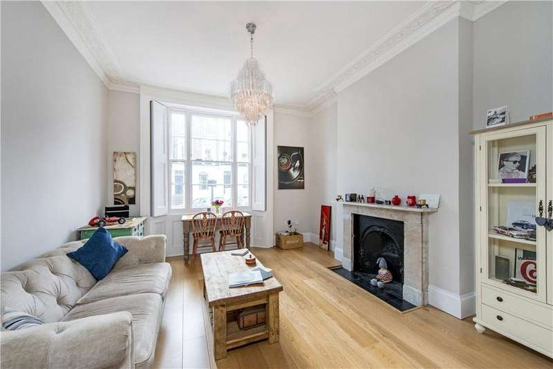 1 Bedroom Flat for sale in Gloucester Avenue, Primrose Hill, London, NW1