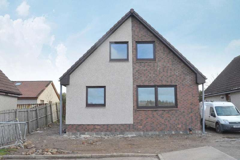 4 Bedrooms Detached House for sale in Avonpark, Avonbridge, Falkirk, FK1 2LR
