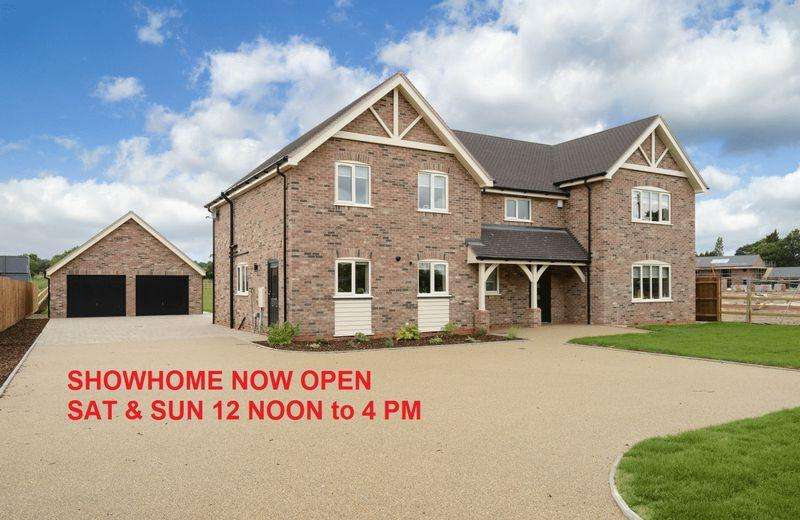 5 Bedrooms Detached House for sale in SEISDON, Lower Lanes Meadow Fox Road