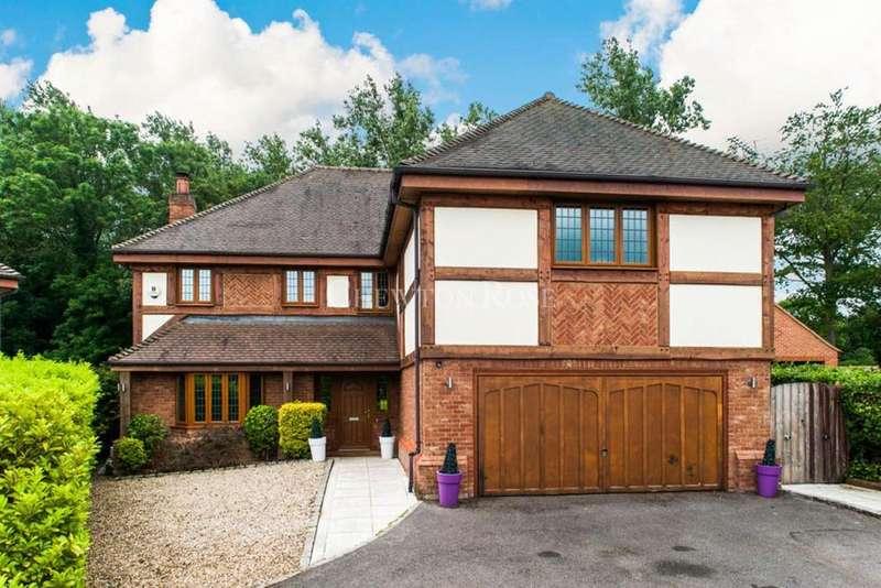 5 Bedrooms Detached House for sale in Pelling Hill, Old Windsor