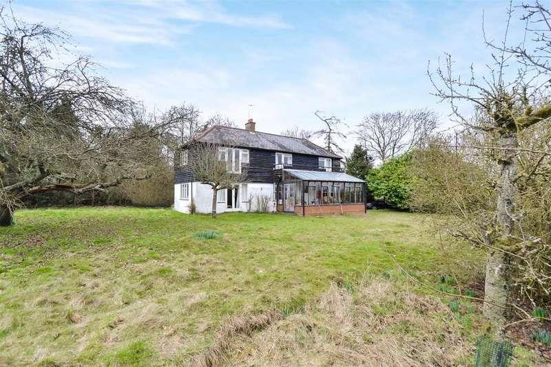 3 Bedrooms Detached House for sale in Noke Lane, St. Albans