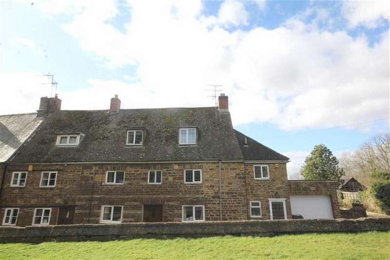 4 Bedrooms Terraced House for sale in Church Lane, Middleton Cheney, Oxfordshire, OX17